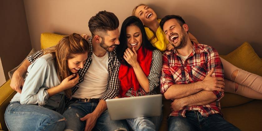 Fotografía y humor. La risa como medicina natural